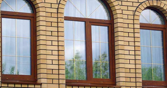 Необычные виды окна